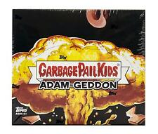 GARBAGE PAIL KIDS SERIES 1 ADAM-GEDDON HOBBY BOX