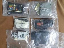 Yujin SR Sega History Collection Gashapon full 6 set / dreamcast / mega / RARE