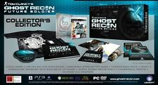 Tom Clancys Ghost Recon Future Soldier Collectors Edition = NEW PS3 Game