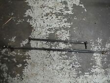 1986 86 YAMAHA PHAZER SNOWMOBILE PZ480 480 STEERING TIE RODS DRAG LINK