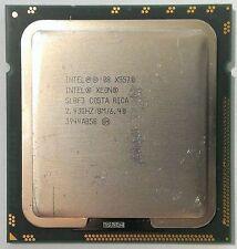 Intel Xeon X5570 Nehalem Quad 4x 2.93 GHz 1MB L2 Cache 8MB L3 Cache LGA 1366 95W