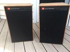 JBL 4312A Control Monitors