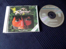 CD Terry Oldfield Spirit Of The Rainforest New Age Relaxation | Brother Of Mike