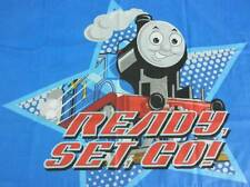 Thomas Fitted Bedtime Express Twin Sheet Pillowcase Tank Engine Train