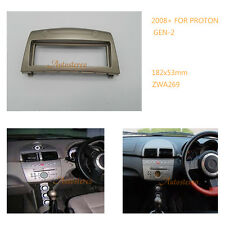 2 Din Car Radio fascia Facia Panel Adapte for PROTON GEN-2 2004+ Persona 2007+