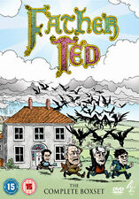 FATHER TED - COMPLETE BOXSET - DVD - REGION 2 UK