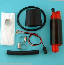 255LPH In-Tank Electric Fuel Pump High Performance + Install Parts Buick GMC