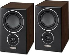 Mission LX-2 - LX Series Bookshelf Speaker LX2 Walnut Pearl - Brand New