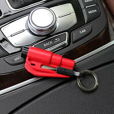 Hot Car Auto Emergency Safety Hammer Belt Window Breaker Key Chain Escape Tool