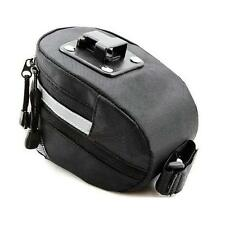 Bike Back Saddle Seat Bag Case Backbag For Cycling Bicycle MTB Camp Outdoor New