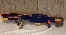 Nerf Gun Longshot CS-6 Gun 2006 N-Strike Dart Gun Blue Sniper Rifle