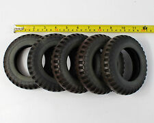 A74-01A 1/6 Vehicle Accessories - Jeep Tyre x 5