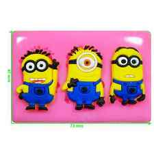 Minions Mould by Fairie Blessings