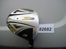 Cobra S3 #3 Fairway Aldila RIP Stiff Flex Graphite Shaft USED # 82682