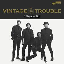 VINTAGE TROUBLE 1 HOPEFUL Rd. CD ALBUM (August 14th 2015)