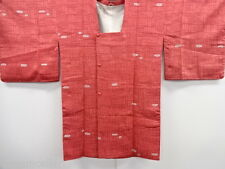 VINTAGE JAPANESE UNUSED, MICHIYUKI COAT KIMONO, BEAUTIFUL MATERIAL, UNIQUE CLOTH