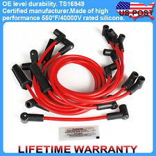 7MM Spark Plug Wire Ignition Wire Set for GMC Chevolet V8 5.0 5.7 Ignition Wires