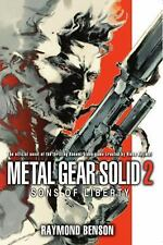 Metal Gear Solid 2: The Novel: Sons of Liberty-ExLibrary