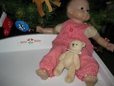 Bitty Baby American Girl Doll Pleasant Company Bear Changing Table Stroller Lot