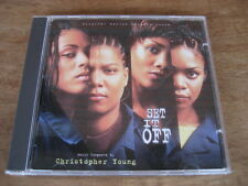 CD SET IT OFF Original Motion Picture Soundtrack - Christopher Young