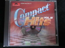 Compact HITS VOL. III CD POLYDOR W. Germany-RARE!!!