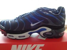 Nike Air max plus trainers sneakers 852630 401 uk 6.5 eu 40.5 us 7.5 NEW+BOX