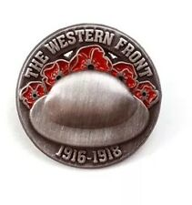 AIF The Western Front 1916-1918 Lapel Pin *ANZAC DAY* New 2016