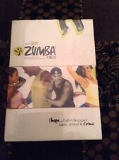 Zumba Fitness DVD 4 Boxed Set New