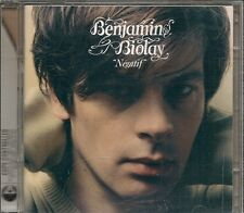 2 CD ALBUM 21 TITRES--BENJAMIN BIOLAY--NEGATIF--2003