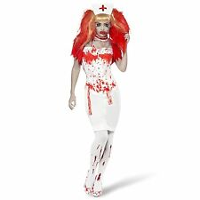Smiffy's Blood Drip Nurse Costume (Large) - RRP £24.99 HALLOWEEN CLEAROUT