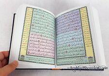 HighQuality Rainbow Holy Quran Uthmani Osmani Script 17*12cm -Arabic Mushaf
