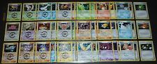 Complete Ex Fire Red Leaf Green REVERSE HOLO Set 1-103 EX-NEAR MINT Pokemon Card