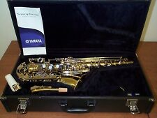 NEW Yamaha YAS26 Alto Sax w/Case!  NEW!
