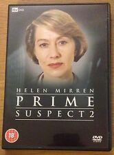 PRIME SUSPECT DVD Helen Mirren (Region 2)