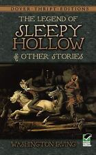 Dover Thrift Editions: The Legend of Sleepy Hollow and Other Stories by...
