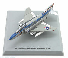 "F-4 PHANTOM ""U.S. NAVY, MIDWAY"",  Franklin Mint 1:100, Art.5132"