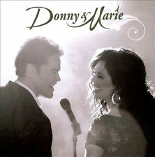 Donny & Marie * by Donny & Marie/Donny & Marie Osmond (CD, May-2011, MPCA)