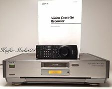 Sony EV-S9000E High-End Hi8 Recorder Videorecorder + FB + BDA12 Monate Gewährl.