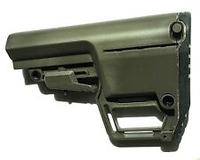 MFT Collapsible Rifle Stock Tactical Battle Link Utility Stock Color - OD Green