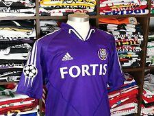 RSC ANDERLECHT home 2004/05 shirt - KOMPANY #27-Manchester City-Belgium-Jersey