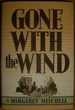 GONE WITH THE WIND by Margaret Mitchell 1st Edition July 1936