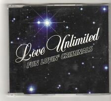 (FZ572) Love Unlimited, Fun Lovin' Criminals - 1998 DJ CD