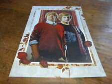COLE & DYLAN SPROUSE - Mini poster couleurs !!!