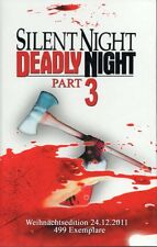 SILENT NIGHT DEADLY NIGHT 3 - Limited Numbered Edition Hardbox -