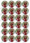 YOUR OWN CUP CAKE Rice Paper Photo Toppers x 24