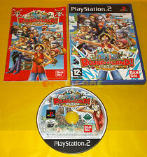 ONE PIECE ROUND THE LAND Ps2 Versione Italiana 1ª Edizione ○○ COMPLETO