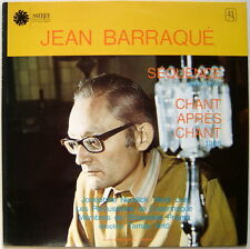 LP Joséphine NENDICK & Noël LEE : Barraqué Séquence, Chant / Astrée AS 75 Mint-