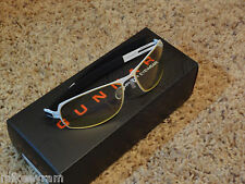 Gunnar Optiks MLG Phantom Advanced Computer/Gaming Eyewear - Snow/Onyx