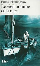 Vieil Homme Et La Mer (Collection Folio) (French Edition)-ExLibrary