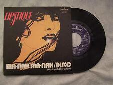 """LISPTIQUE""""MA-NAH-MA-NAH DISCO (P.UMILIANI cover), disco 45 giri, MERCURY 1977"""""""
